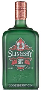 Slingsby Gooseberry Gin gin reviews