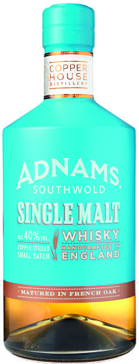 Adnams Single Malt Whisky World Whisky Day