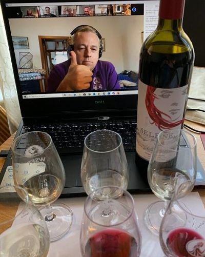 Philip Cox Cremele Recas wines