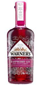 Gin Taste Tests: Warners Raspberry Gin