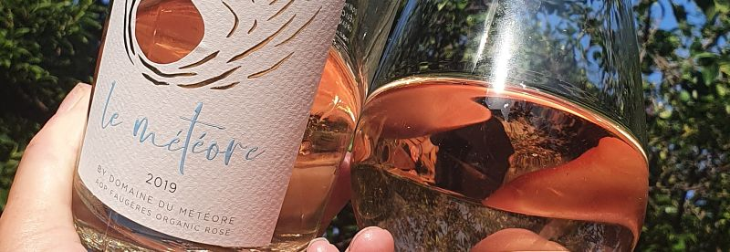 Le Météore Rosé summertime pinks 2020