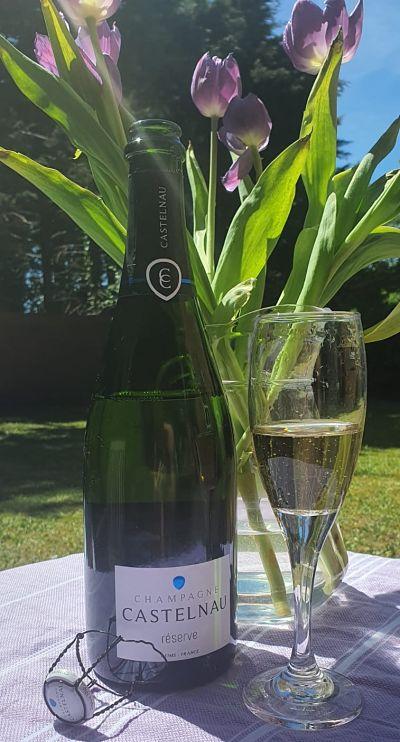 Champagne Castelnau Brut Réserve NV