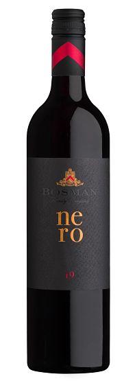 Spring red wines Bosman Nero