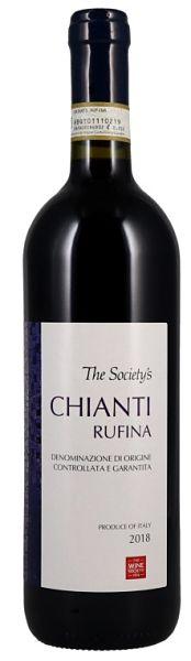 The Society's Chianti Rufina 2018 Italian wines