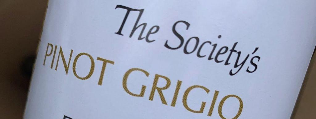 The Society's Pinot Grigio 2020