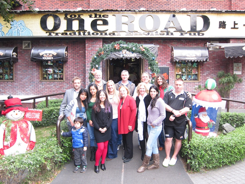 Thank you for a wonderful Holiday season at One for the Road!  Photo Galleries are posted.