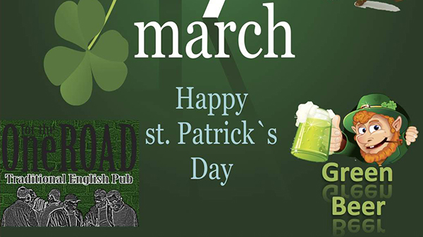 Be ready for a Green (Beer!) St Patrick's Day!