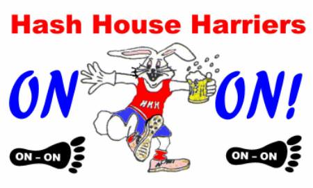 Hash House Harriers Group Runs May 2019