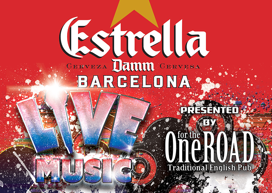 **NEW** Estrella Music Nights coming to One for the Road!
