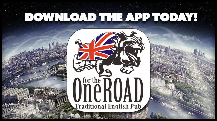 One for the Road App 路上一杯 App