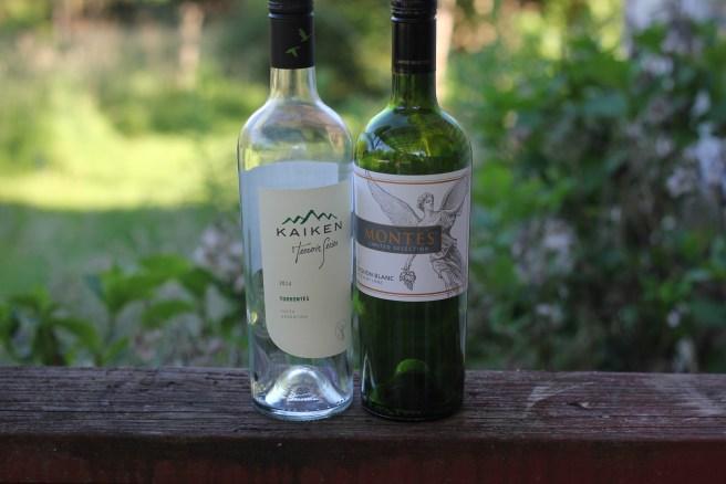 Kaiken Terroir Series Torrontes and Montes Limited Selection Sauvignon Blanc