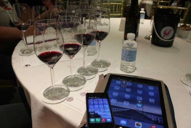 Technology...wine...what's not to love?