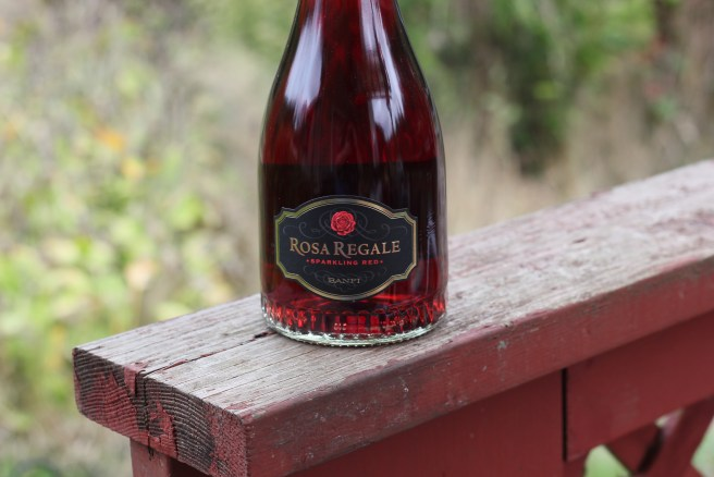 Rosa Regale Sparkling Red