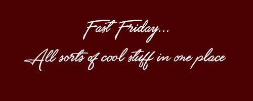 Fast Friday Graphic