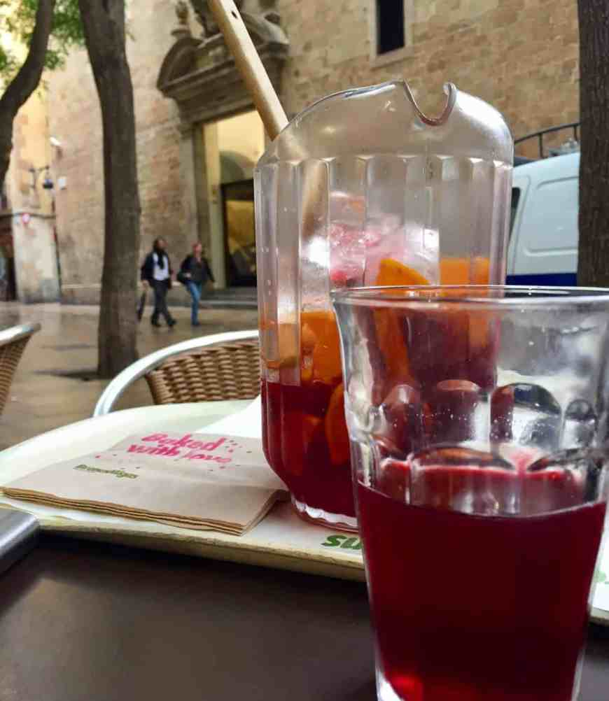 Tips for what to do in Barcelona if it's gray & rainy...how I made the most of my trip despite the weather