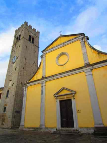 Where to go in Istria, everything you need to plan your visit to northern Croatia | Croatia road trip ideas, Croatia itinerary, hill towns in Croatia #croatia #istria #motovun #rovinj
