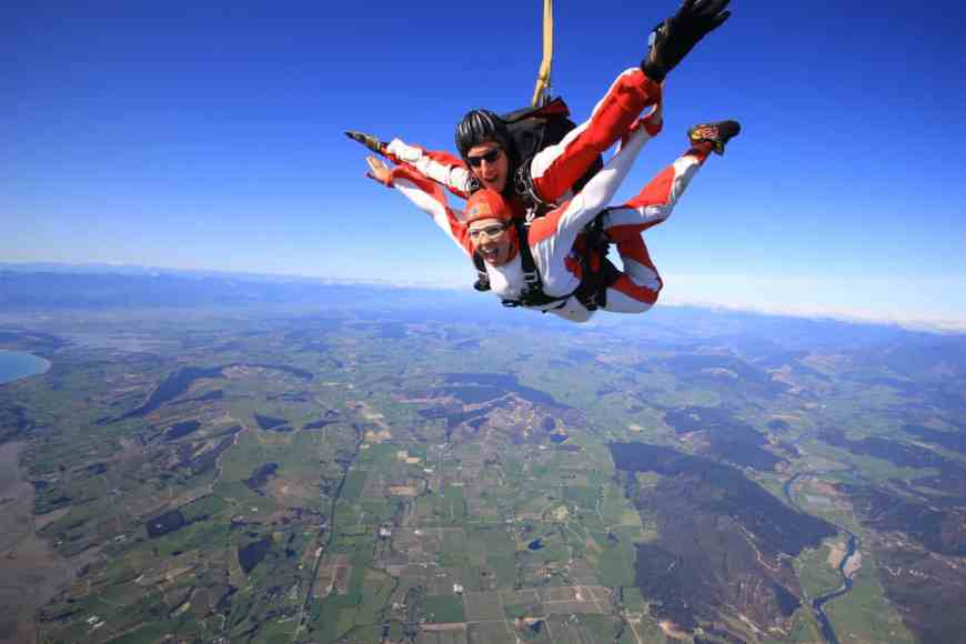 Want to skydive in New Zealand? What you need to know