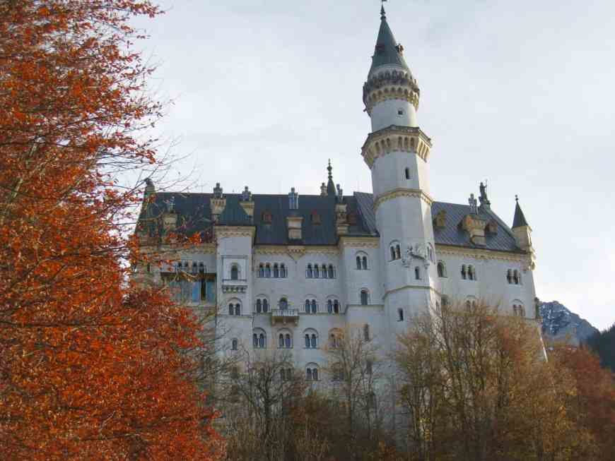 Tips for planning your trip to Neuschwanstein Castle