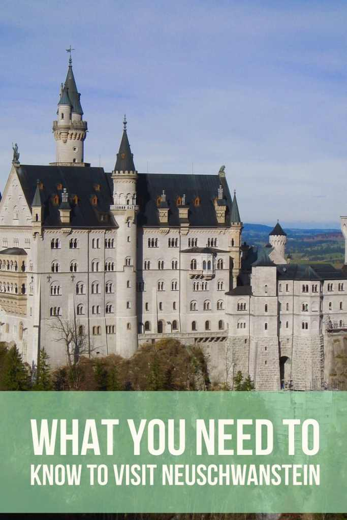 What you need to know for visiting Germany's Neuschwanstein Castle