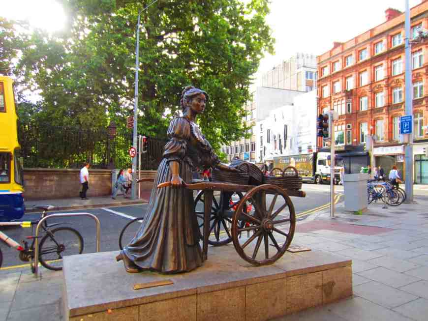 Get an early start if you only have a day to explore Dublin, but you can see so much of the city in that time!