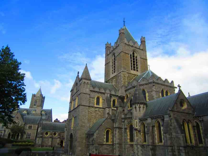 Christ Church Cathedral and more things to see with only 24 hours in Dublin