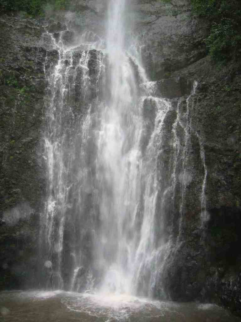 Maui's Road to Hana has waterfalls and other scenery in abundance...tips for driving it