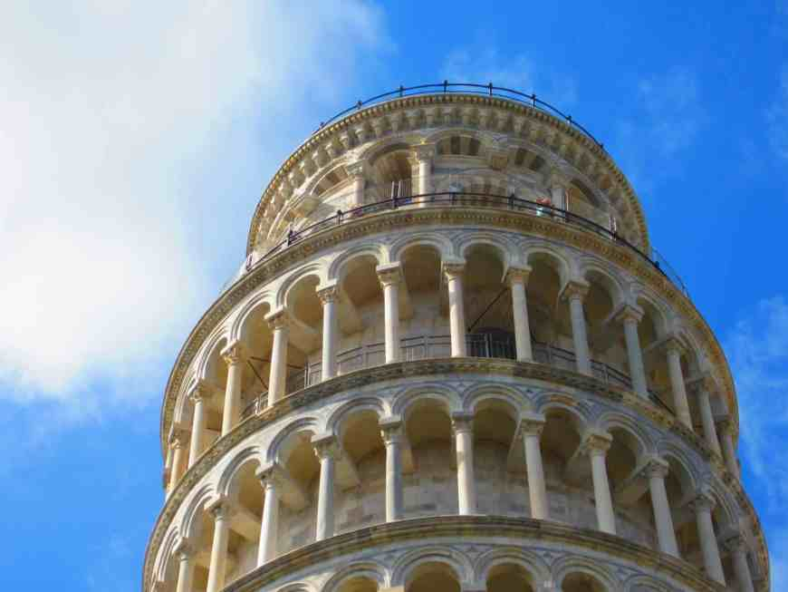 Everything you need to know about visiting Pisa's Leaning Tower and Campo dei Miracoli...tips for making this easy day trip or stopover from Florence