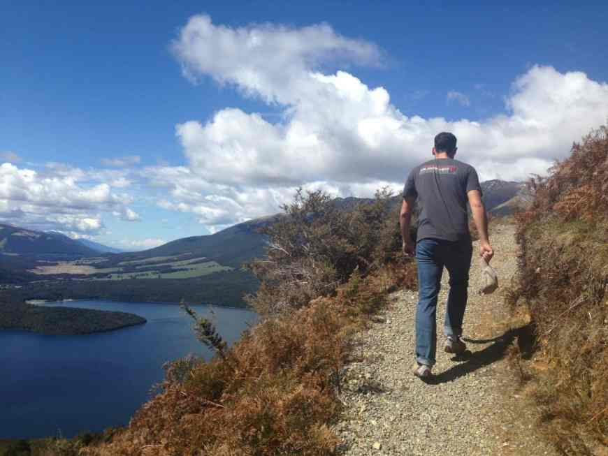 Hike the Mount Robert track in Nelson Lakes National Park if you're in New Zealand's South Island