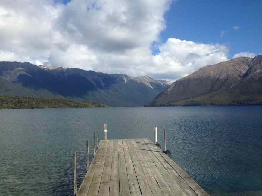 If you're planning a trip to New Zealand, hiking in Nelson Lakes National Park is a great itinerary add