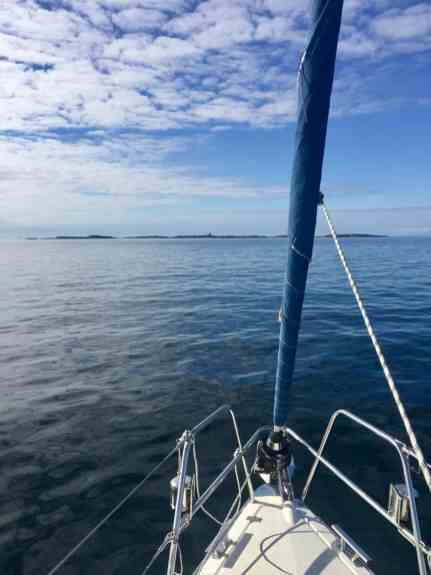 Why renting a sailboat (with captain!) on Airbnb was the absolute best way to visit Gothenburg. Sailing the archipelago was one of the best trips I've ever had! All about our amazing trip and how to plan your trip to Gothenburg! #sailing #airbnb #sweden