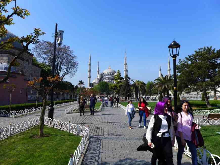Tips for what to do with 24 hours in Istanbul   itinerary ideas, what to see & what to skip   Istanbul trip planning, itinerary ideas for Istanbul   Turkey itinerary advice