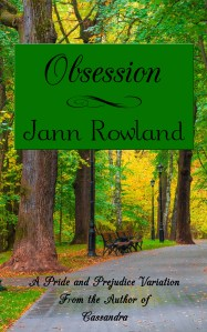 Book Cover: Obsession