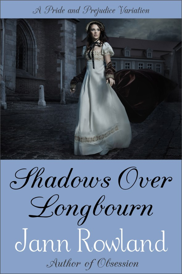 Book Cover: Shadows Over Longbourn