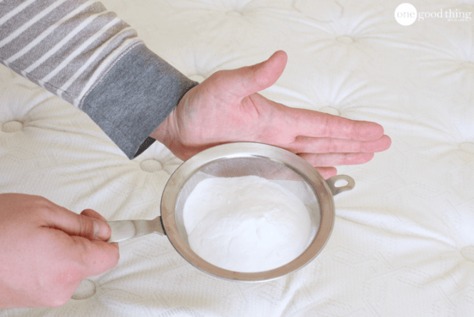 Clean And Freshen Your Mattress