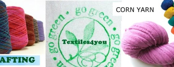 green textiles eco friendly vegan yarn clothes