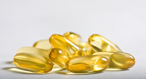 fish oil not good for cancer patients