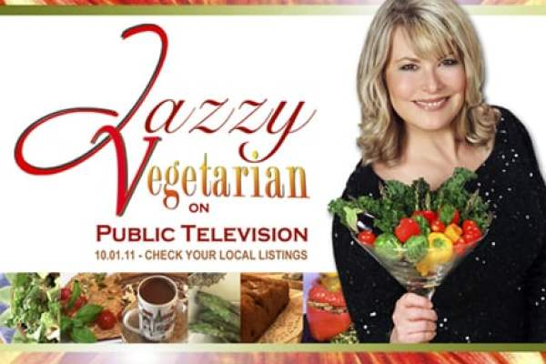 Jazzy Vegetarian cooking show