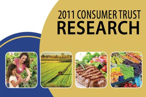 Big Food Consumer Trust Research 2011