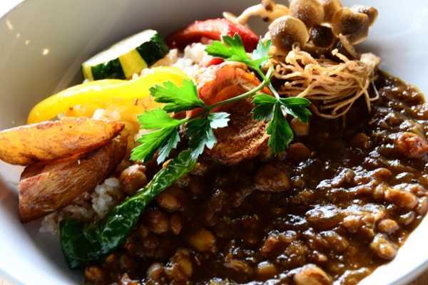 Japanese Restauranteur's Struggle Produces New Vegan Cafe