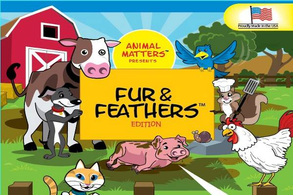 Animal Lover Invents Board Game