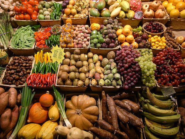 Diet High in Fruits, Vegetables and Whole Grains May Reduce Stroke Risk in Women