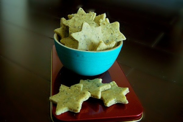 Sweet Star Cookies