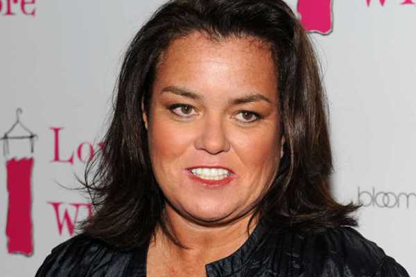 Rosie O'Donnell Defends Killing Shark
