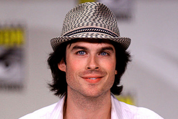 Ian Somerhalder's Bold Plan to Help Animals and End Bullying