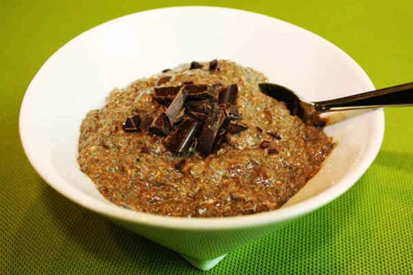 Recipe: Chocolate Chia Breakfast Pudding