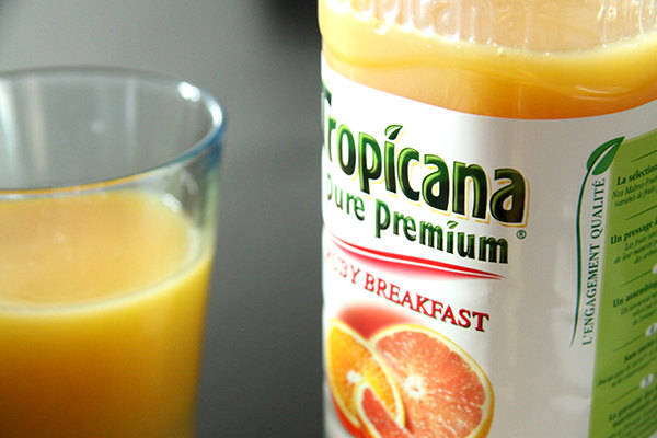 "Lawsuits Challenge Tropicana Orange Juice's ""Natural"" Claims"