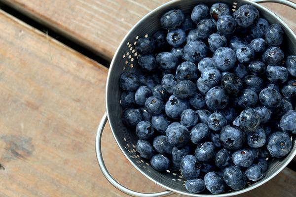 Blueberries Boost Recovery After Exercise