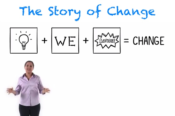 story of change