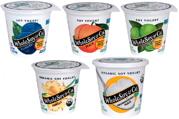 Product Review + Giveaway: WholeSoy Soy Yogurt