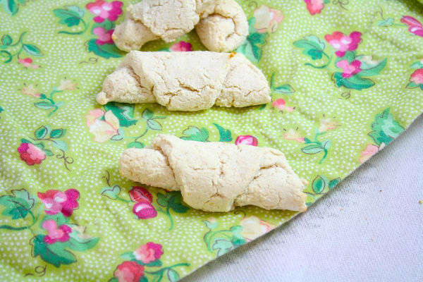 Recipe: Homemade Healthy Crescent Rolls